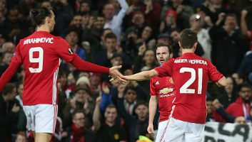 Manchester United 1 - 0 FC Rostov