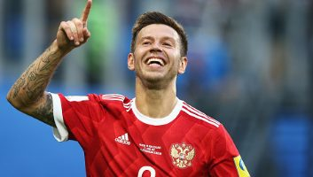 Russia 2 - 0 New Zealand