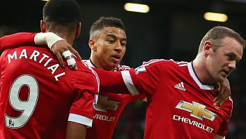 Manchester United 3 - 1 Bournemouth