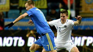 Ukraine 1 - 0 Finland
