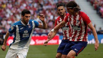 Atletico Madrid  0 - 2  Espanyol