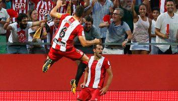 Girona  1 - 1  Real Sociedad