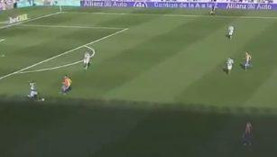 Real Betis 1 - 0 Valencia