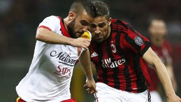AC Milan  0 - 1  Benevento
