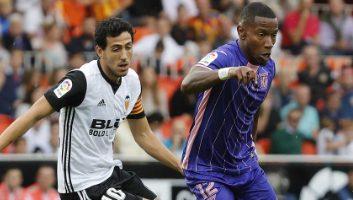 Valencia  3 - 0  Leganes