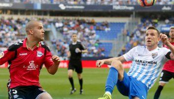 Malaga 1 - 2 Alaves