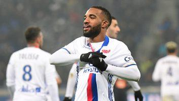 Lyon 3 - 1 Marseille
