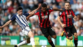 West Bromwich Albion 1 - 0 AFC Bournemouth