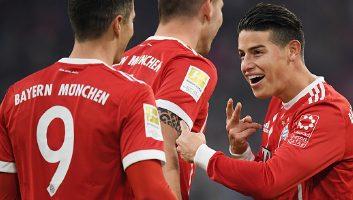 VIDEO Bayern Munich 4 - 2 Werder Bremen