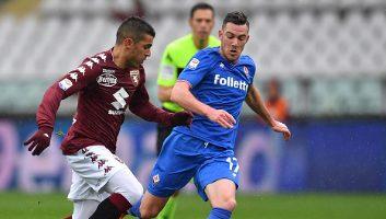 Torino  1 - 2  Fiorentina