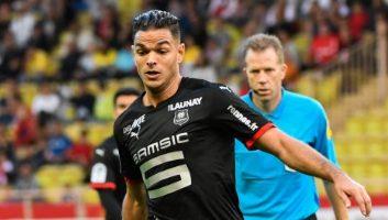 Monaco  1 - 2  Rennes