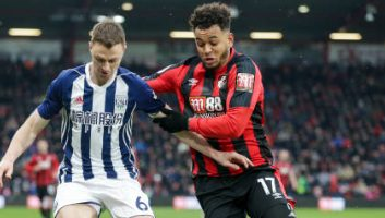 AFC Bournemouth  2 - 1  West Bromwich Albion