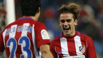 Atletico Madrid 2 - 3 Las Palmas