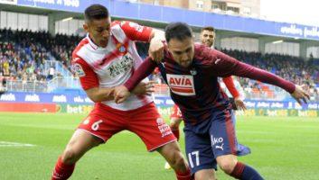 Eibar 1 - 1 Espanyol