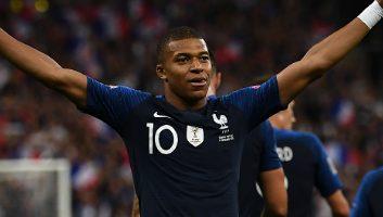 France  2 - 1  Netherlands