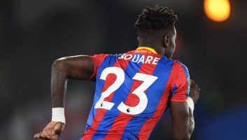 Crystal Palace  1 - 0  Huddersfield Town