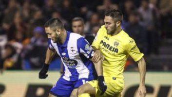 Deportivo La Coruna 0 - 0 Villarreal