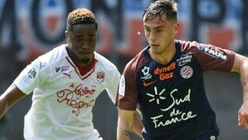 Montpellier  1 - 3  Bordeaux