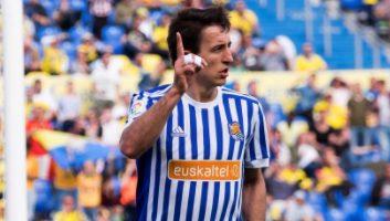 Las Palmas  0 - 1  Real Sociedad