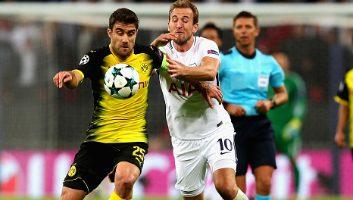 Tottenham Hotspur  3 - 1  Borussia Dortmund