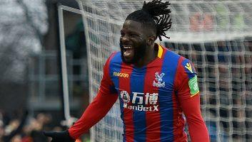 Crystal Palace  1 - 0  Burnley