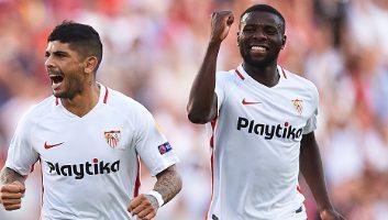Sevilla  5 - 1  Standard Liege