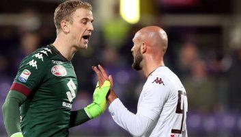 Fiorentina 2 - 2 Torino