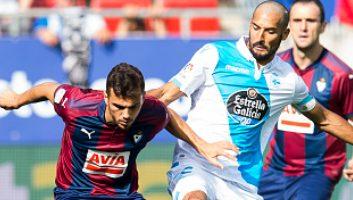 Eibar  0 - 0  Deportivo La Coruna