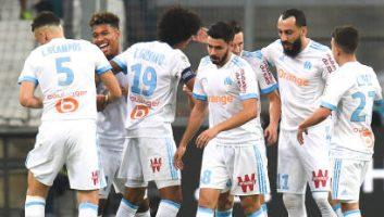 Marseille  2 - 1  Amiens