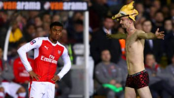 Sutton United 0 - 2 Arsenal