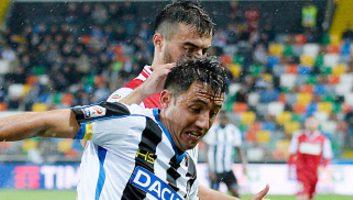 Udinese 1 - 2 Carpi