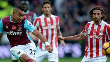 West Ham United 1 – 1 Stoke City