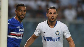 Sampdoria  0 - 1  Inter