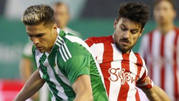 Real Betis 0 - 0 Sporting Gijon