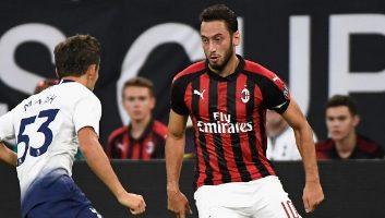 Tottenham Hotspur  1 - 0  AC Milan
