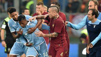 Lazio 0 - 2 Roma
