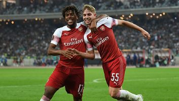 Qarabag FK  0 - 3  Arsenal