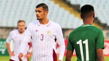 Saudi Arabia  2 - 0  Latvia
