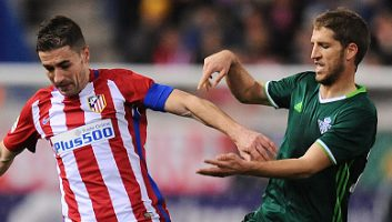 Atletico Madrid 1 - 0 Real Betis