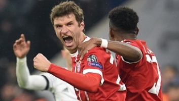 Bayern Munich  5 - 0  Besiktas