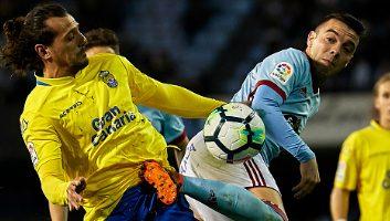 Celta Vigo  2 - 1  Las Palmas