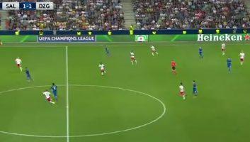 FC Salzburg 1 - 2 Dinamo Zagreb