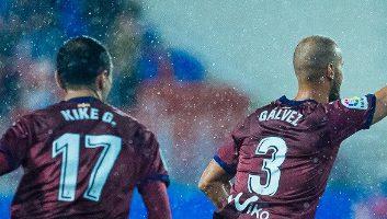 Eibar  1 - 0  Leganes