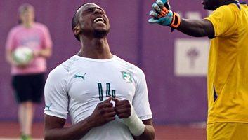 Ivory Coast 3 - 0 Uganda