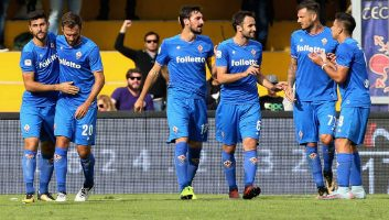 Benevento  0 - 3  Fiorentina
