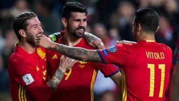 Spain 4 - 1 Israel