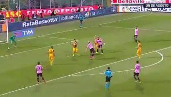 Palermo 3 - 2 Verona