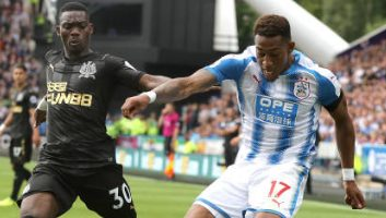 Huddersfield Town 1 - 0 Newcastle United