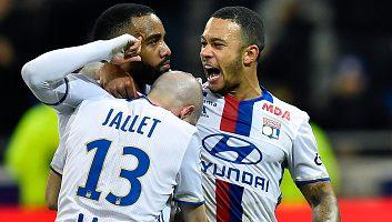 Lyon 4 – 2 Dijon