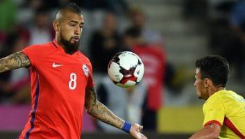 Romania 3 - 2 Chile